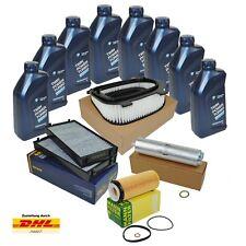 Sct hombre Filterset bmw x5 e70 x6 e71 e72 xdrive 30d xdrive 40d 8l original bmw petróleo