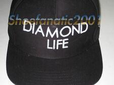 Diamond Supply Co Diamond Life Snapback OG Script Black Brilliant WIZ