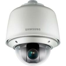Samsung SNP-3430H Network PTZ Dome Security Camera Outdoor 43x Optical Zoom PoE