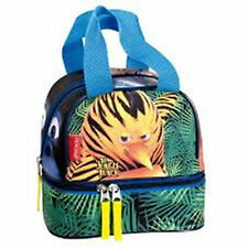 The Jungle Bunch Rescue (8896) 2-Compartment Lunchbag-Size approx:18.5x19.5x14cm