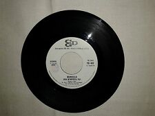 "Lenny Williams / Marcella Bella ‎– Disco Vinile  45 Giri 7"" Ed. Promo Juke Box"
