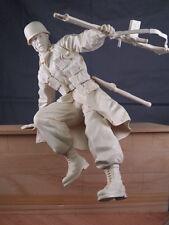 """CUSTOM 1/6 SCALE RESIN MODEL KIT/ WWII FALLSCHIRMJAGER """"MONTE CASSINO"""""""
