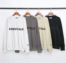Fear of God FOG ESSENTIALS Letters long-sleeve Sweatshirt