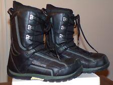 New listing MORROW Men's Black Snowboard Boot - US Size 11 / EUR 44.5
