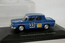 Eligor Presse 1/43 - Renault 8 Gordini Coupe Pau 1968