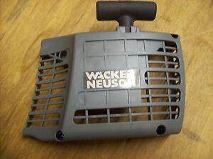 Wacker BTS630 / BTS635s Cutoff Saw Recoil Starter Assembly New OEM 0213769