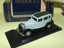 FORD V8 LIMOUSINE FORDOR 1932 Gris Bleuté ELIGOR 1204