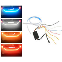 12V Waterproof Car LED Strip Lights Bar Rear Tailgate Driving Turn Signal Light