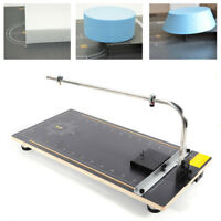 Hot Wire Board Foam Cutting Machine Sponge Styrofoam Cutter Working Table Tool