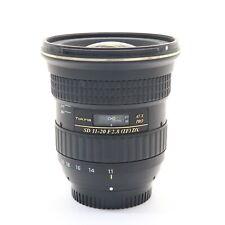 Tokina AT-X 11-20mm F/2.8 PRO DX (Nikon AF) #433