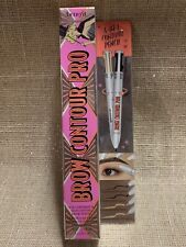 Benefit Brow Contour Pro 4-In-1 Contour Pencil Brown-Black/Light