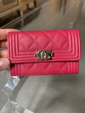 Chanel Pink Small Wallet