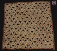 Old Fine Kuba Raffia - SHOOWA - Kasai Velvet – DR Congo