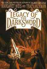 MARGARET WEIS LEGACY OF THE DARKSWORD BOOK 4 HARDCOVER 1ST ED 1997 NEW RARE OOP