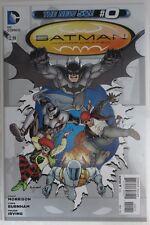 2012  BATMAN INCORPORATED #0  - NM                    (INV5469)