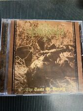 NOKTURNAL MORTUM - The Taste Of Victory CD 2004 (Not Reissue)