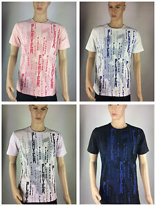 Herren T-shirt Top Print Shirt Casual