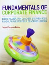 Fundamentals of Corporate Finance, Jordan, Bradford D, Westerfield, Randolph W,