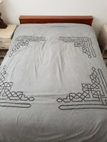SALE Hotel Collection LINEN Full/Queen Duvet Cover