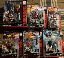 Transformers Power Of The Primes Dinobot SWOOP SNARL SLUG GRIMLOCK SLASH SLUDGE