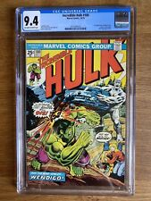 Incredible Hulk #180 1st appearance of Wolverine  CGC 9.4 - No Reserve