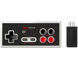 8Bitdo N30 2.4G Wireless NES Gamepad Classic Edition Switch Android PC