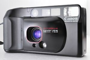 CANON Autoboy3 Quartz Date 35mm Point & Shoot Film Camera Shipping From JAPAN