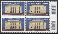 Österreich Austria 2011 ** Mi.2951 Künstlerhaus Bauwerke Buildings [sr1753]