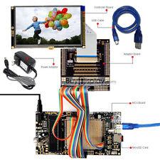 "8051 Microcontroller Development Board USB Programmer for 5""TFT LCD Display"