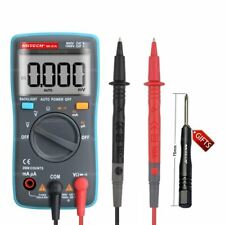 NKTECH NK-51A Auto-Range Digital Multimeter AC DC Voltage Current Res Diode Test