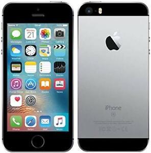 New(Sealed) Apple iPhone SE (1st-Gen) 16 GB GSM Unlocked Space Gray