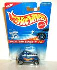 1996 HOT WHEELS 1:64 HW RACE TEAM SERIES II 2/4 BLUE BAJA BUG COLLECTOR #393