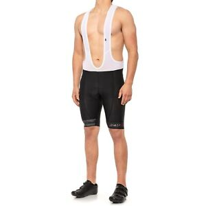 New Louis Garneau Tour Men's Bib Bike Cycling Shorts Medium FE58571