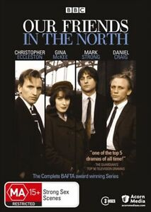 Our Friends In The North ~ TV Mini-Series  (Region 4, 3 Disc DVD Set)