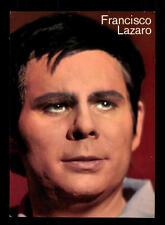 Francisco Lazaro Autogrammkarte  ## BC 92364 OU