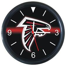 Atlanta Falcons Sport Team Football Baseball Round Wall Clock