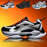 Men's Sports Sneakers Outdoor Running Shoes Casual Jogging Walking Athletic Gym
