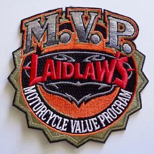 M. V.P.LAIDLAWS Moto Coudre / Sur Patch