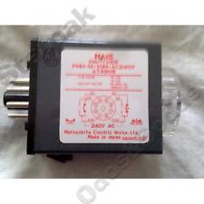 TIMER 240V,8 PIN,R.5 SEC-10MIN,3A (40230)