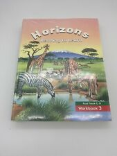 Horizons Reading To Learn Fast Track C - D Workbook 3 - Pack of 5 Workbooks