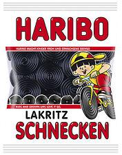 HARIBO Lakritz Schnecken 200 G 2808163