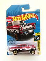 Hot Wheels 2019 55 CHEVY BEL AIR GASSER 204/250 HW Speed Graphics 1/10 FYC97
