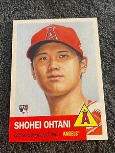 SHOHEI OHTANI - ROOKIE - 2018 Topps Living Set #7 (NrMt)