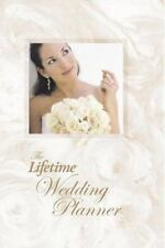 NEW - The Lifetime Wedding Planner by Lifetime Press