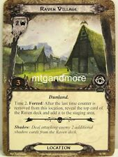 Lord of the Rings LCG - 1x Raven Village #156 - The antlered Crown