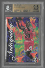 1995-96 Flair Anticipation #2 Michael Jordan BGS 9.5 GEM MINT Rare 90s Insert SP