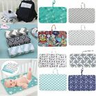 BABY TRAVEL MAT WATERPROOF NAPPY WASHABLE CHANGING MAT PORTABLE FOLDABLE LIGHT