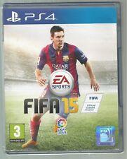 Fifa 15 de Playstation 4 (PAL)