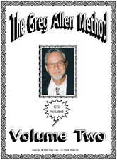 Learn to Play The Banjo - The Greg Allen Method - Volume two