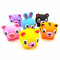 AU_  Stress Relief Animal Toys Tongue Out Squeeze Ball Toys Gift Sociabl
